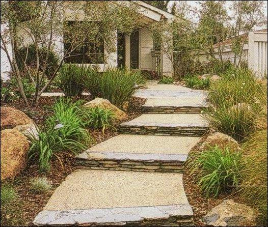Escaleras de jardines - Escaleras de jardin ...
