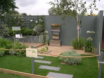 Construir mi patio desde cero p gina 2 for Decorar patios grandes
