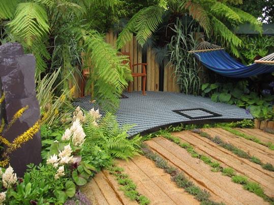 Ruta por inglaterra hampton court for Jardines muy pequenos modernos