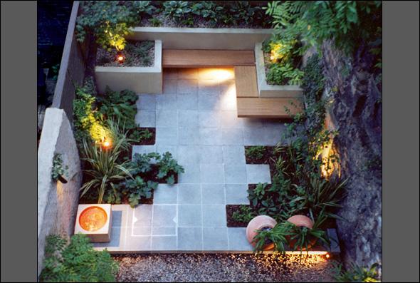 Dise ar jard n 50m2 en ciudad real for Disenar jardines