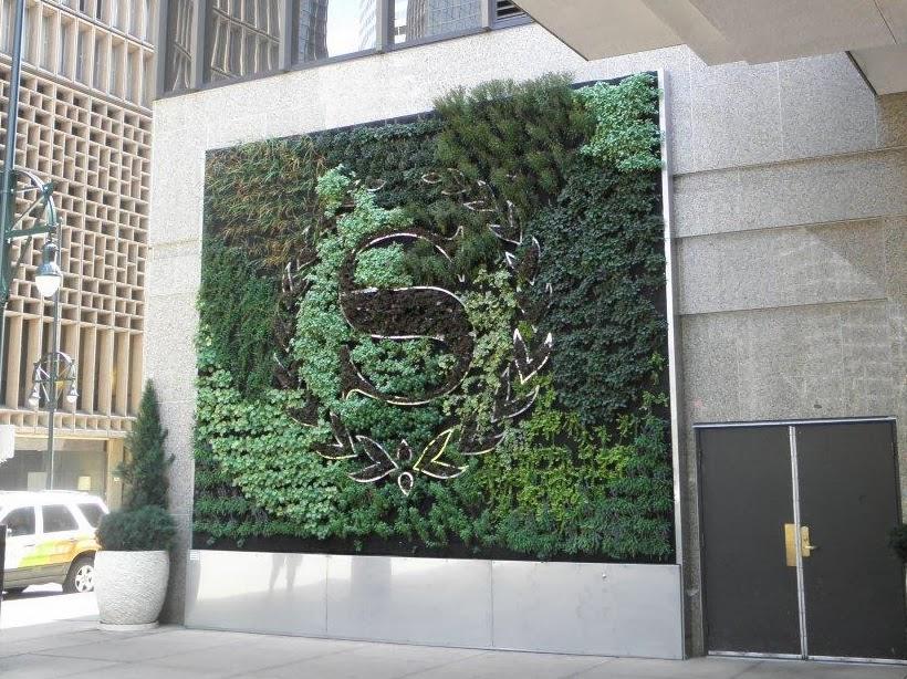 Jard n vertical hidrop nico que hemos realizado en denver for Imagenes de jardines verticales