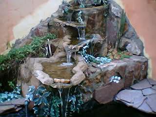 Fotograf as de mi nuevo estanque en toledo for Estanques prefabricados pequenos
