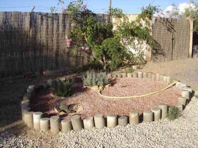 Arriate con arom ticas y consejos para tomillo lavanda y - Arriate plantas ...