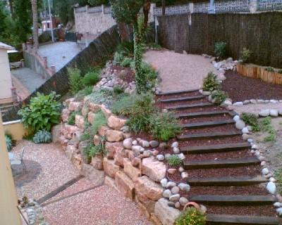 Escaleras de jardines p gina 2 for Escaleras de jardin