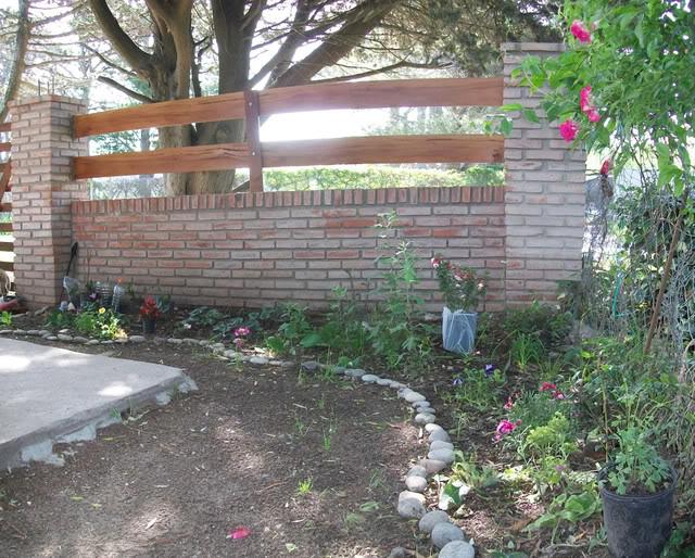 Cantero de 4x5 a la sombra para decorar for Arreglar el jardin
