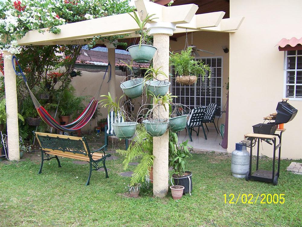 Fotos de mi jard n en panam opiniones for Jardines para el frente de mi casa