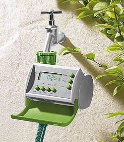 Programador de riego marca florabest busco manual for Busco jardinero