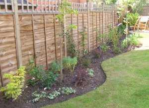 Vallas para piscina para proteger los ni os - Vallas decorativas para jardin ...